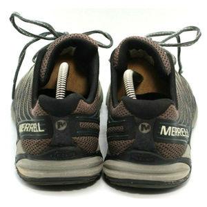 Merrell Shoes - Merrell Mens Bare Access 4 Trail Sneaker Size 10.5